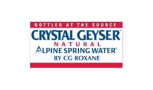 Vilija Marshall Voice Actor Crystal Geyser Logo